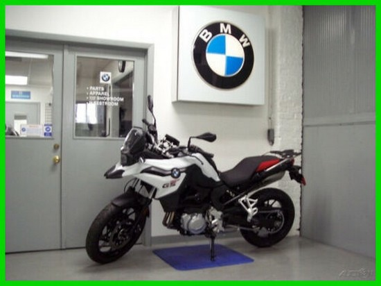 2019 BMW F-Series 750 GS White for sale