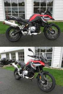 2019 BMW F850GS Red for sale craigslist