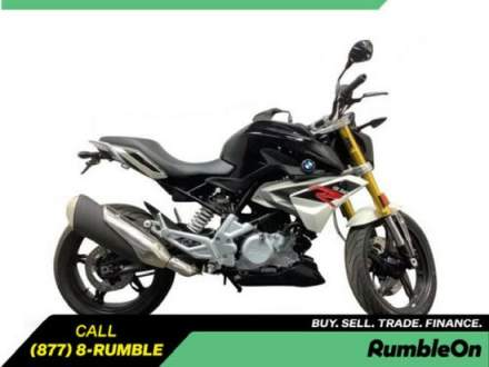 2019 BMW G 310R CALL (877) 8-RUMBLE Black for sale