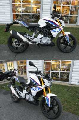 2019 BMW G310R White for sale