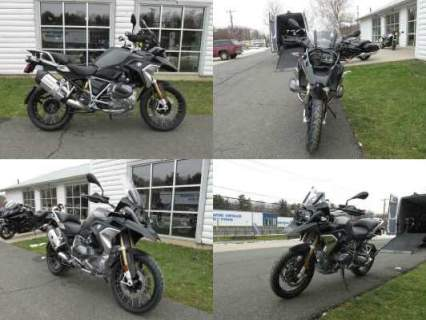 2019 BMW R1250GS Black for sale craigslist