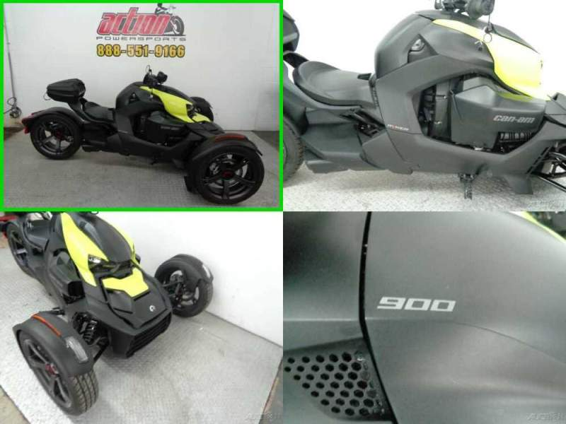 2019 Can-Am Ryker 900 ACE Intense Black for sale