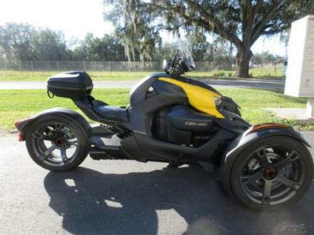 2019 Can-Am Ryker Yellow for sale
