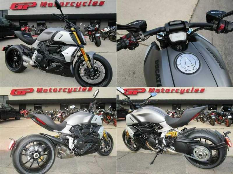 2019 Ducati Diavel 1260 S Diavel 1260 S Gray for sale