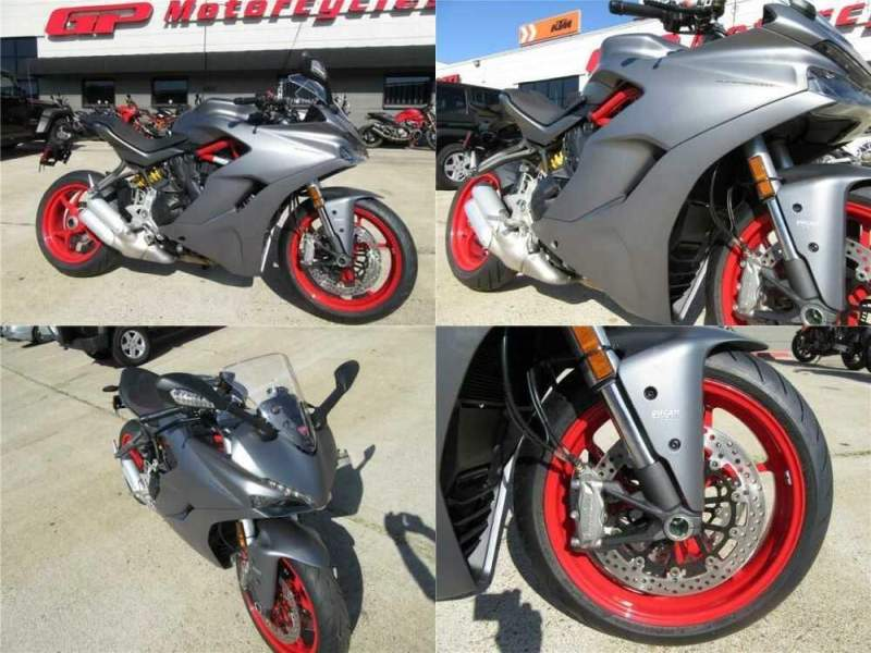 2019 Ducati Supersport Tan for sale