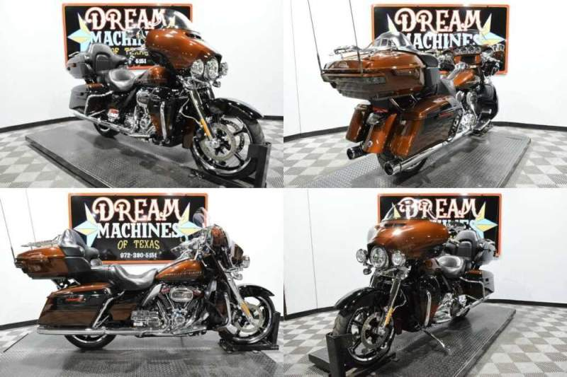 2019 Harley-Davidson FLHTKSE - Screamin Eagle Limited CVO Black for sale