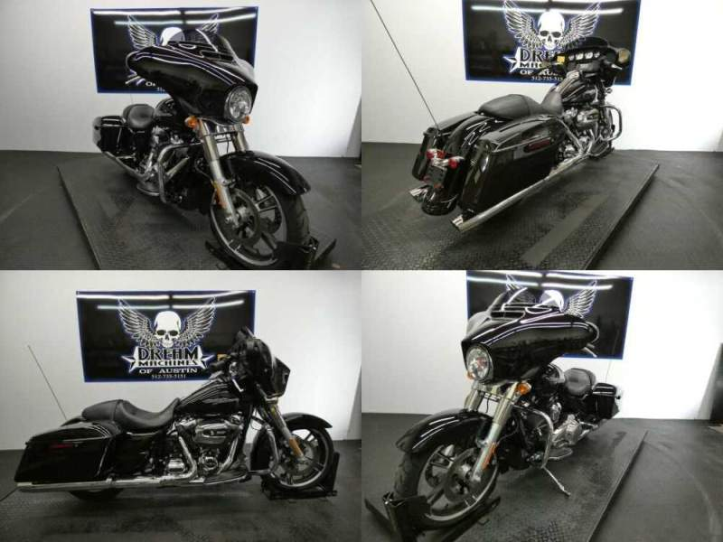 2019 Harley-Davidson FLHX - Street Glide Black for sale