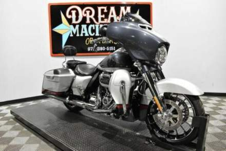 2019 Harley-Davidson FLHXSE - Screamin Eagle Street Glide CVO Silver for sale
