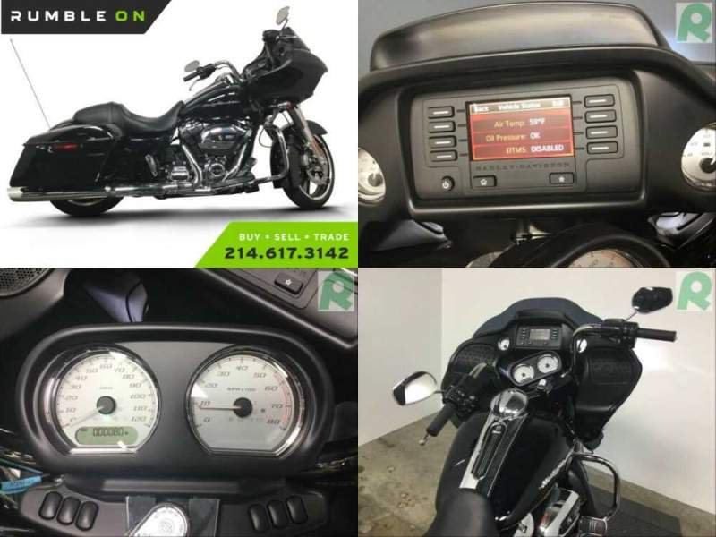 2019 Harley-Davidson Touring CALL (877) 8-RUMBLE Black for sale craigslist