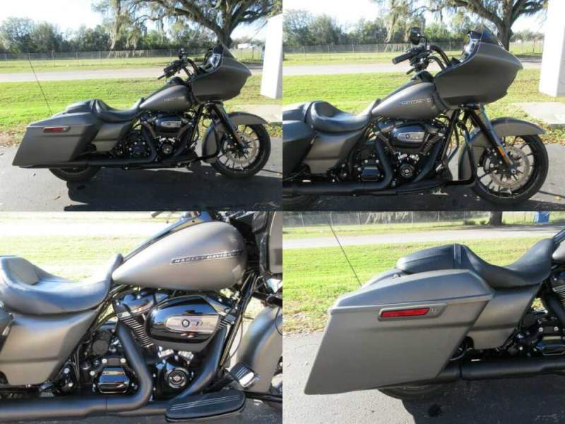 2019 Harley-Davidson Touring Road Glide® Special Gray for sale