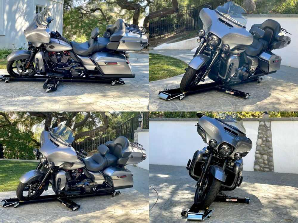 2019 Harley-Davidson Touring Magnetic Gray Fade for sale craigslist