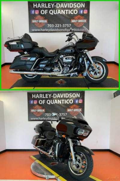 2019 Harley-Davidson Touring Road Glide Ultra Vivid Black for sale