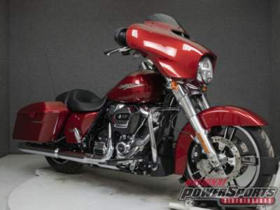 2019 Harley-Davidson Touring FLHX STREET GLIDE WABS WICKED RED for sale craigslist