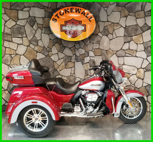 2019 Harley-Davidson Trike Tri Glide Ultra Wicked Red / Barracuda Silver for sale