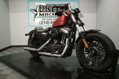 2019 Harley-Davidson XL 1200X - Sportster Forty-Eight Red for sale craigslist