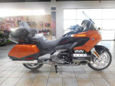 2019 Honda Gold Wing Copper / Black for sale craigslist
