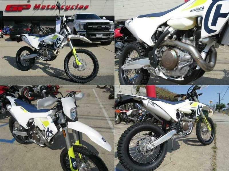 2019 Husqvarna FE 501 S White for sale craigslist