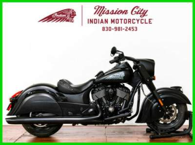 2019 Indian Chief Dark Horse Thunder Black Smoke Thunder Black Smoke for sale craigslist