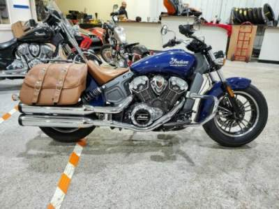 2019 Indian Scout® ABS Deep Water Metallic Deep Water Metallic for sale craigslist