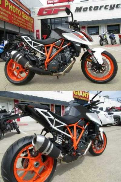 2019 KTM 1290 Super Duke R Black for sale craigslist
