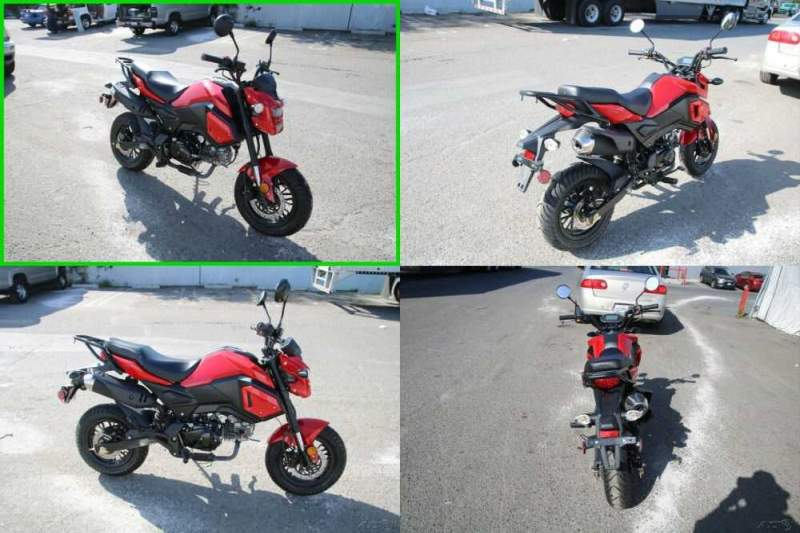 2019 Other Makes BD125 Red for sale craigslist