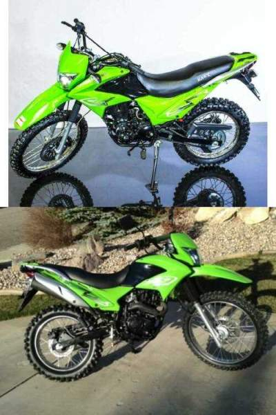 2019 Other Makes Enduro HAWK 250CC ( Free shipping to your door) Green for sale craigslist