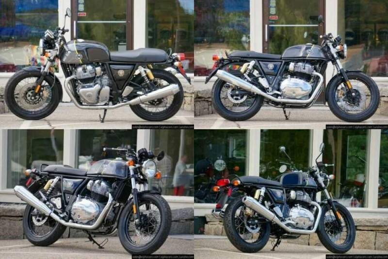 2019 Royal Enfield Continental GT 650 Twin Dr. Mayhem for sale