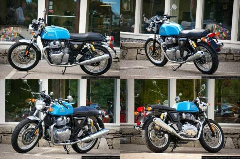 2019 Royal Enfield Continental GT 650 Ventura for sale