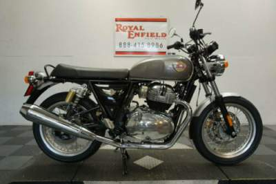 2019 Royal Enfield INT 650 RETRO FUN TO RIDE!!! Silver for sale craigslist