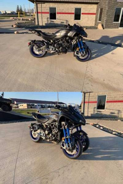 2019 Yamaha Niken Gray for sale craigslist