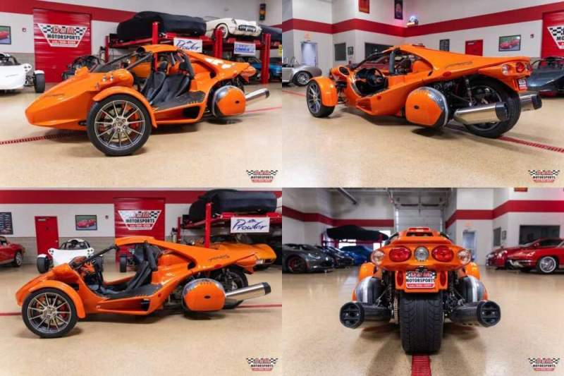 2020 Campagna T-Rex 16SP Orange for sale