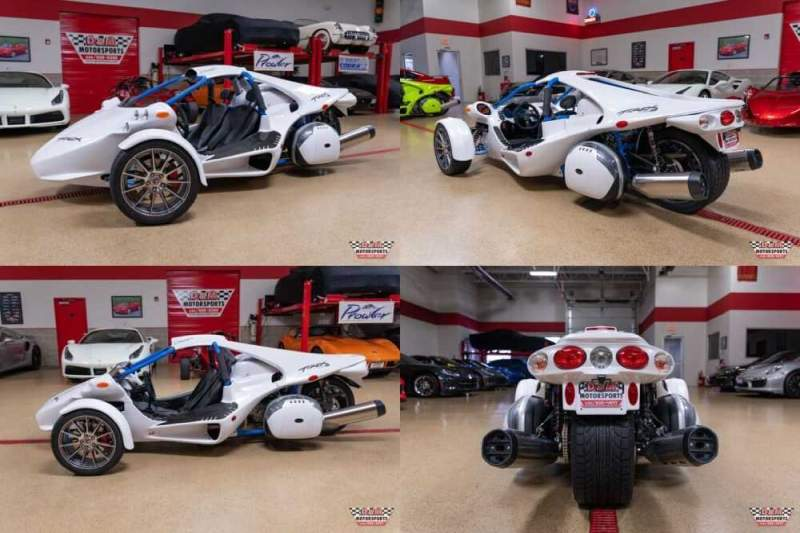 2020 Campagna T-Rex 16SP Pearl Mist for sale