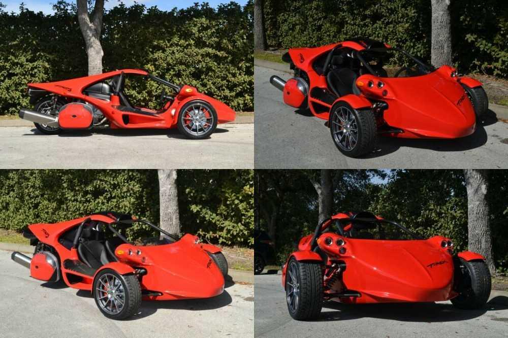 2020 Campagna T-Rex Red for sale