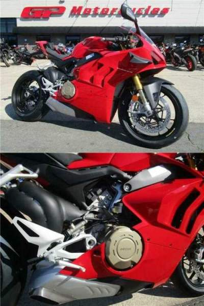 2020 Ducati Panigale V4 S Red for sale