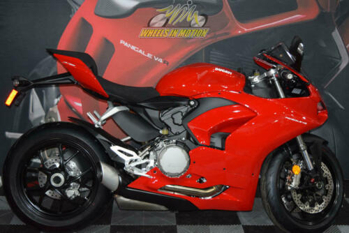 2020 Ducati Supersport Red for sale