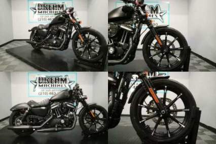 2020 Harley-Davidson Sportster Black for sale craigslist