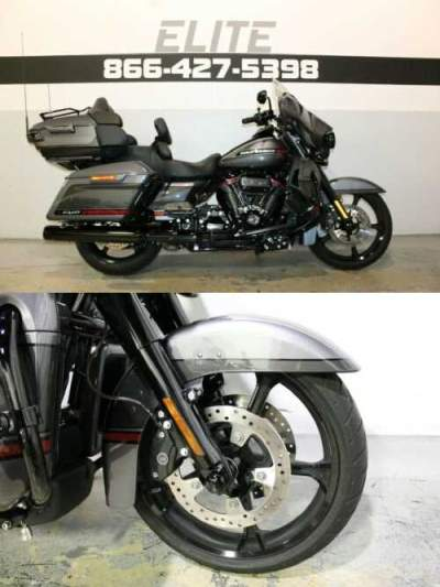 2020 Harley-Davidson Touring Gray for sale craigslist