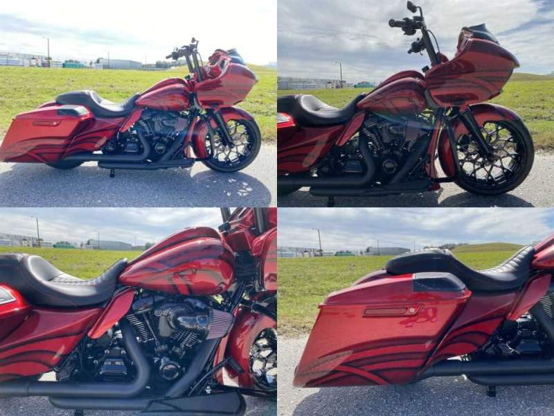 2020 Harley-Davidson Touring Road Glide® Special Red for sale