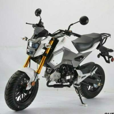 2020 Honda VX-20 Honda Grom Clone Super Pocket Bike White for sale