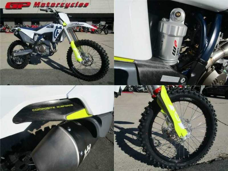 2020 Husqvarna FC 450 -- for sale