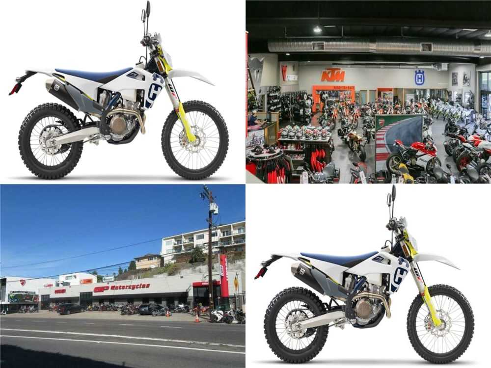 2020 Husqvarna FE 350 S White for sale craigslist