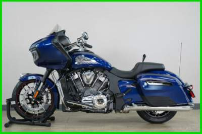 2020 Indian CHALLENGER LTD LTD Blue for sale