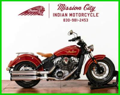 2020 Indian Scout 100Th Anniversary Indian Red With Gold Trim 100th Anniversary Indian Red with Gold Trim for sale