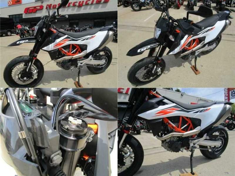 2020 KTM 690 SMC R White for sale craigslist
