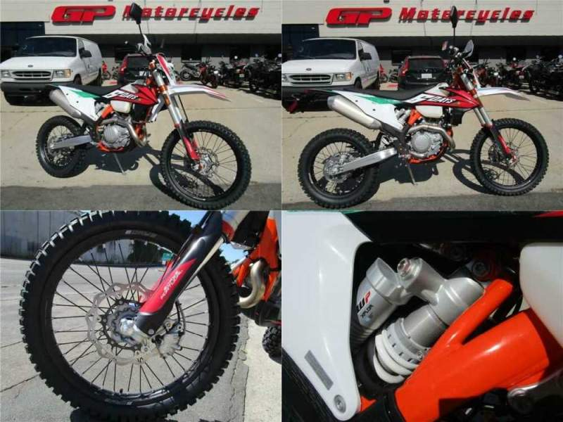 2020 KTM EXC EXC-F 500 Orange for sale craigslist
