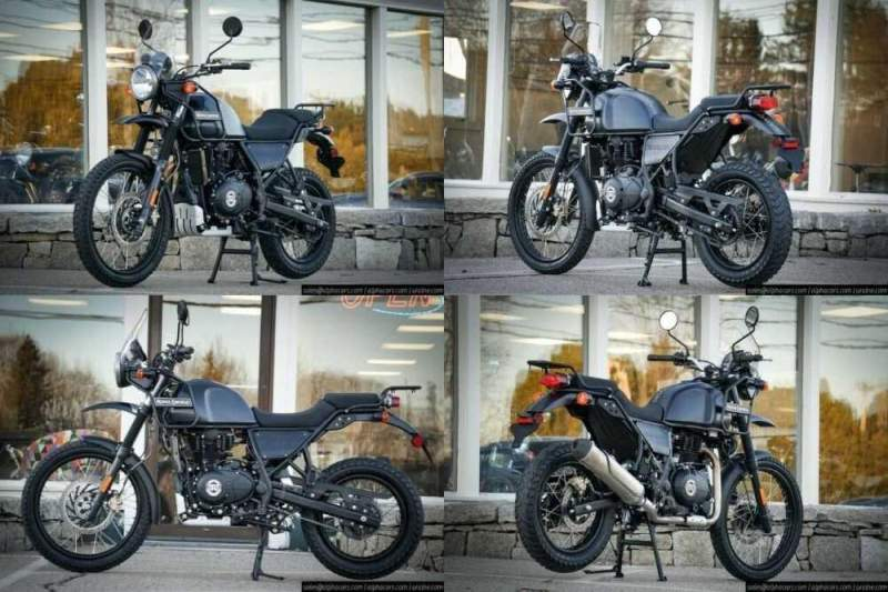 2020 Royal Enfield Himalayan ABS Granite for sale craigslist