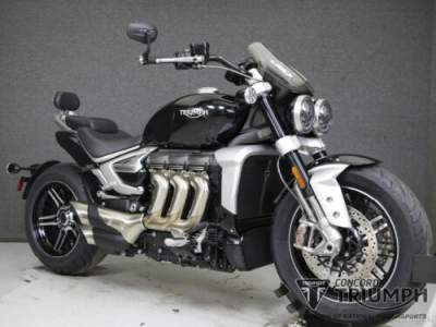 2020 Triumph Rocket III GT PHANTOM BLACK for sale craigslist