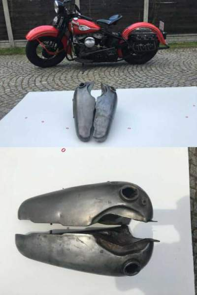 1941 Harley-Davidson Other Gray for sale