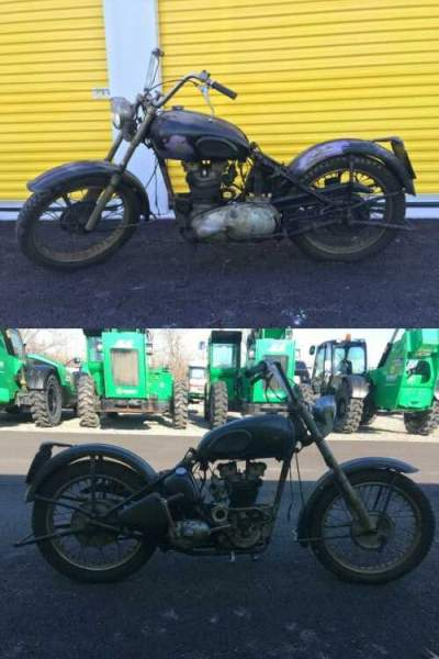 1951 Triumph Thunderbird for sale craigslist