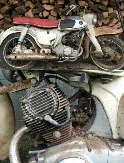 1965 Honda Other White for sale